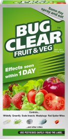 Bug Clear for Fruit & Veg Concentrate