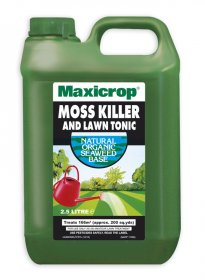 Maxi Crop Moss Killer & Lawn Tonic