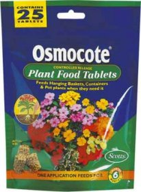 Osmocote Controlled Release Plant Food Tablets