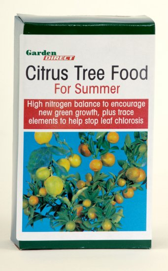 Citrus Summer and Winter Feed