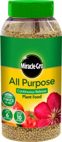 Miracle-Gro Controlled Release Plant Food