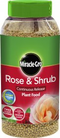 Miracle-Gro Slow Release Rose & Shrub Plant Food