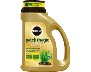 Patch Magic Grass Seed & Feed